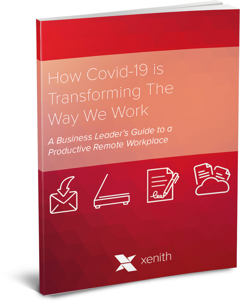 A Business Leader's Guide to a Productive Remote Workplace Front Cover